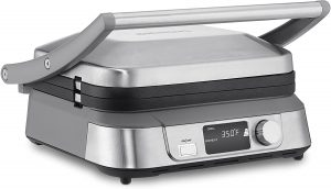 cuisinart best tabletop grill electric