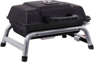 charbroil black charcoal grill with carry handle