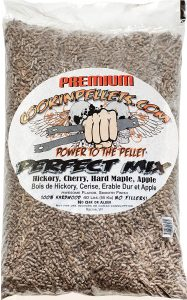 waht are the best smoking wood pellets