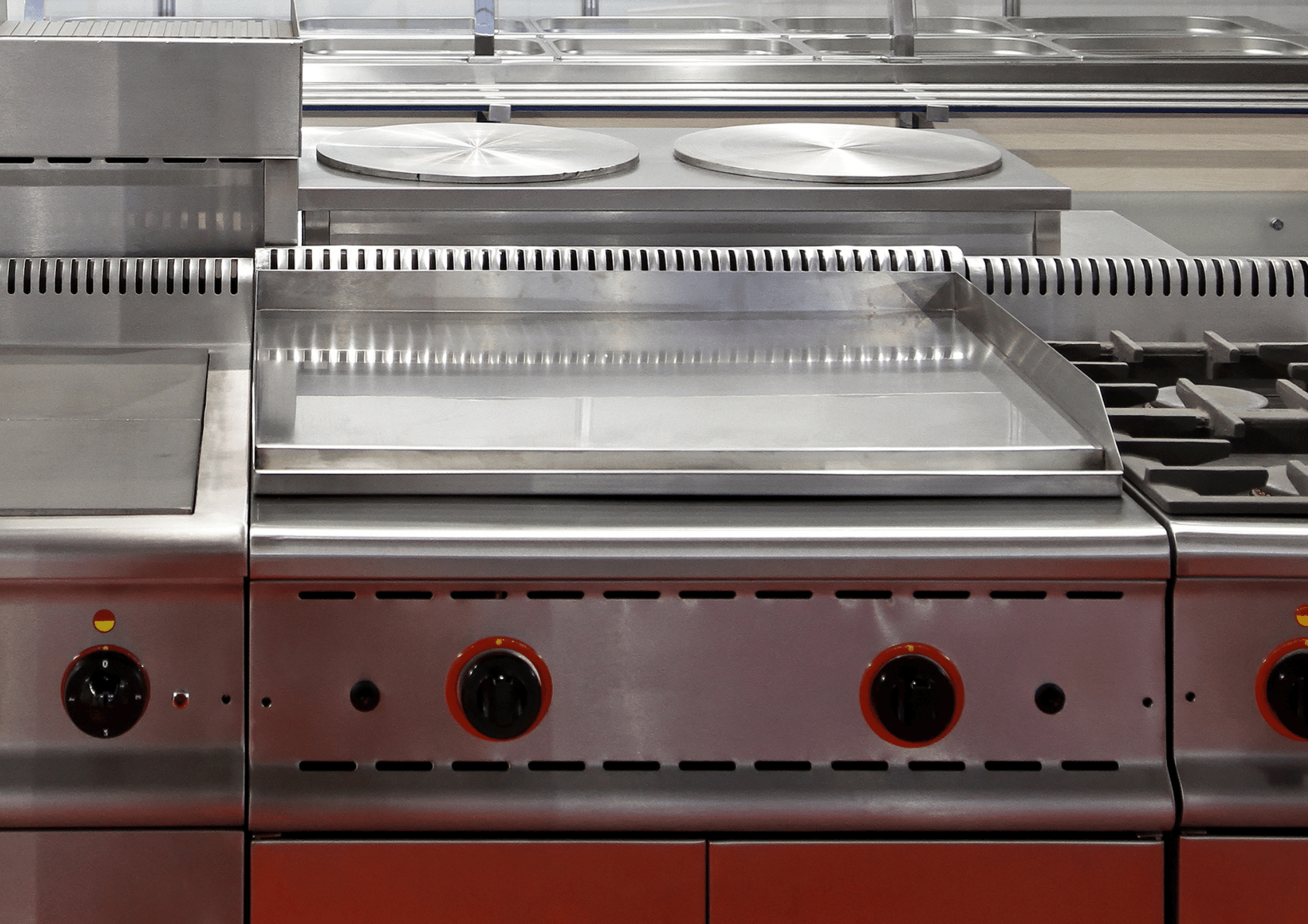 How to Clean Flat Top Grills