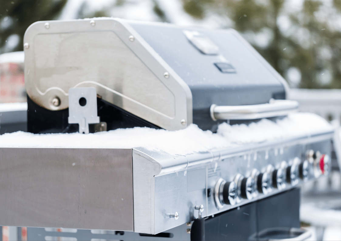 best stainless steel grills of gas